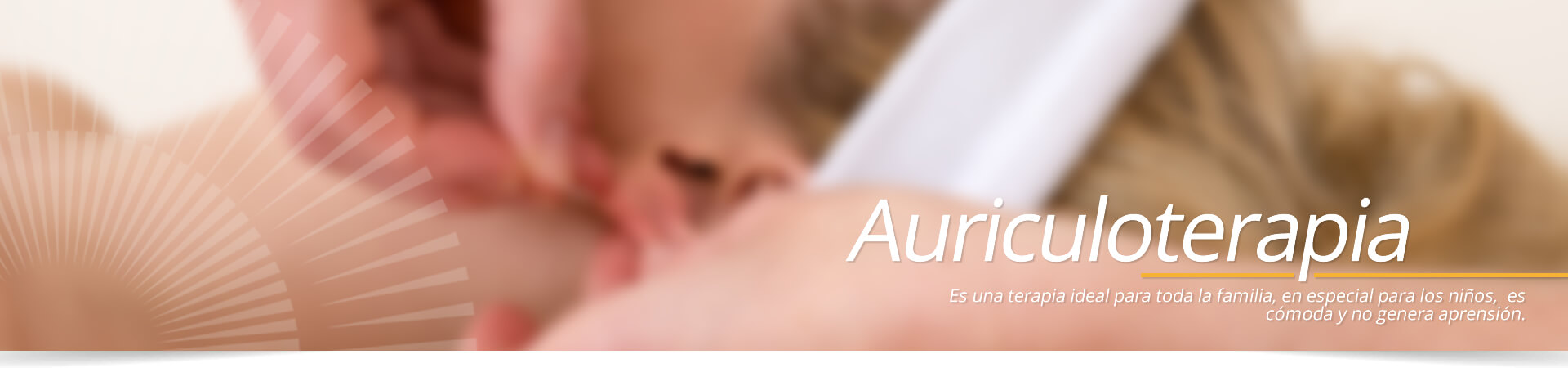 Auriculoterapia Madrid